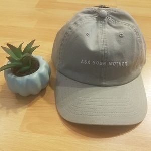 Other - Dad Hat ASK YOUR MOTHER